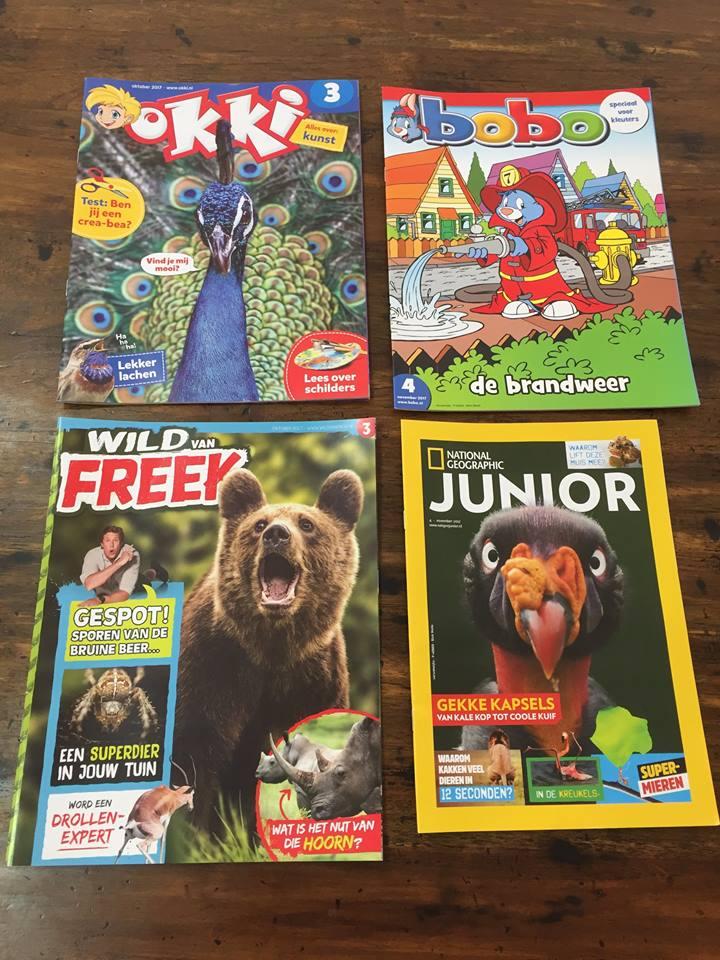 schooltijdschriften